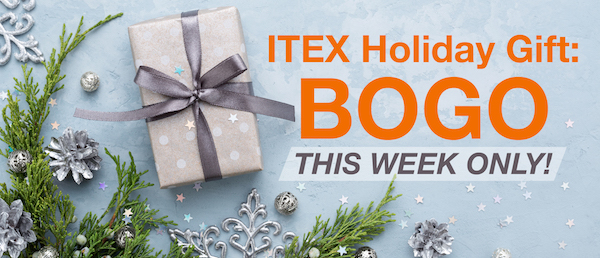 Give the Gift of ITEX 2020 for the Holidays