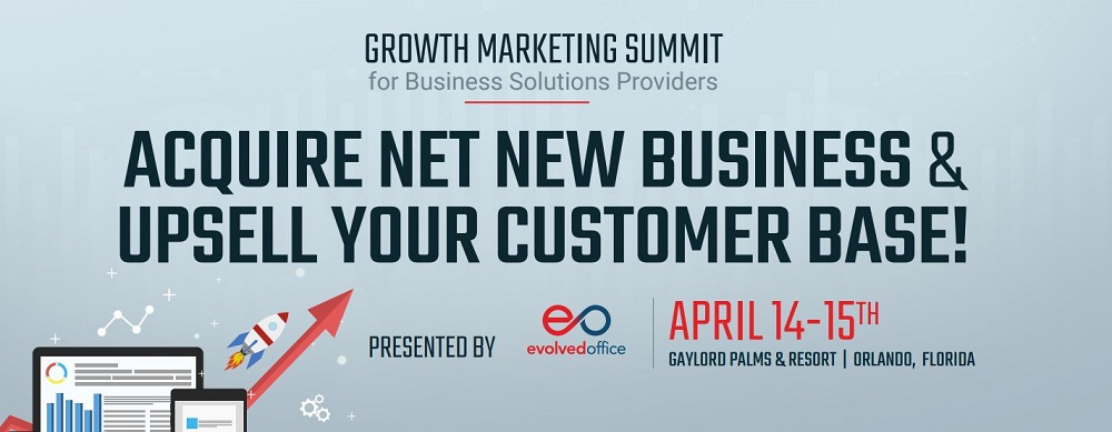 Acquire Net New Business and Upsell Your Database! Learn How at the Growth Marketing Summit